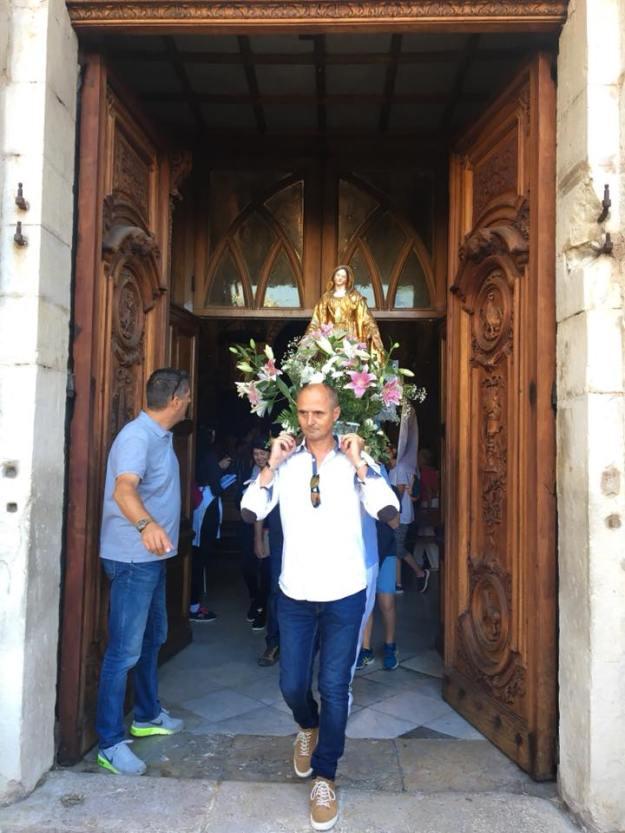 Traditionnel pèlerinage à Notre Dame de Valcluse 02
