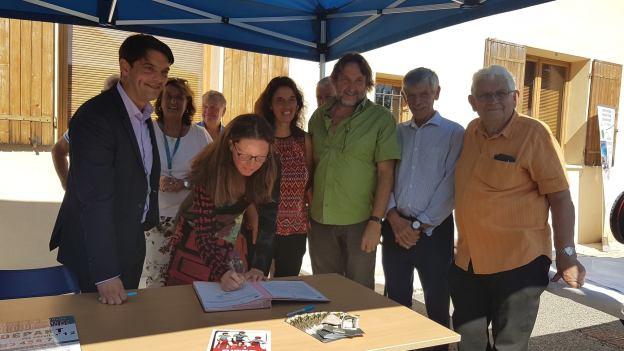 une nouvelle offre éco-touristique de découverte des patrimoines par le Géocaching sur la station de Gréolières les Neiges 01