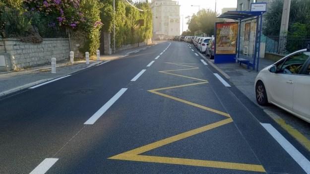 renforcement routes departementales 06