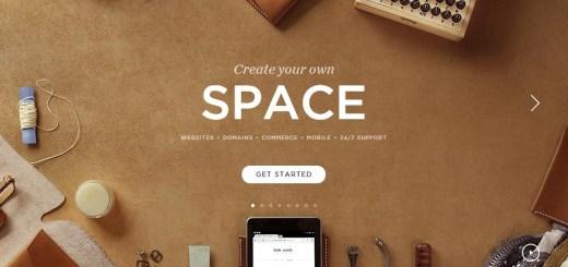 Space.es: Landing page para tu negocio de comercio electrónico
