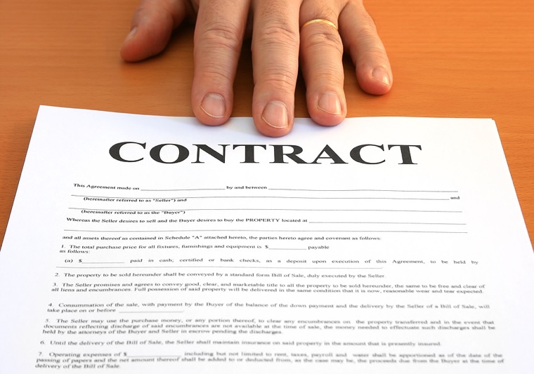 Contract 760