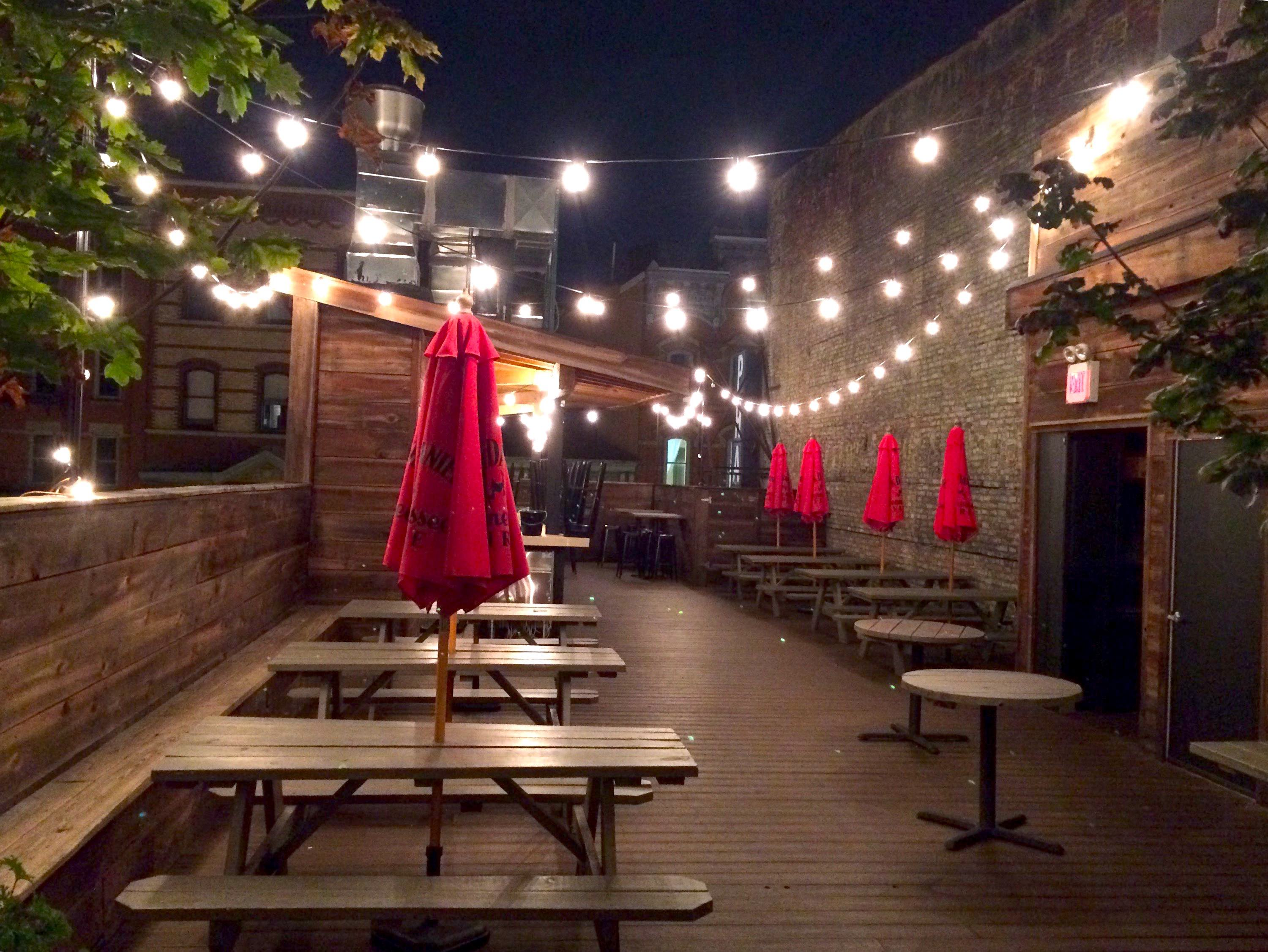 best outdoor restaurants bars in downtown jersey city