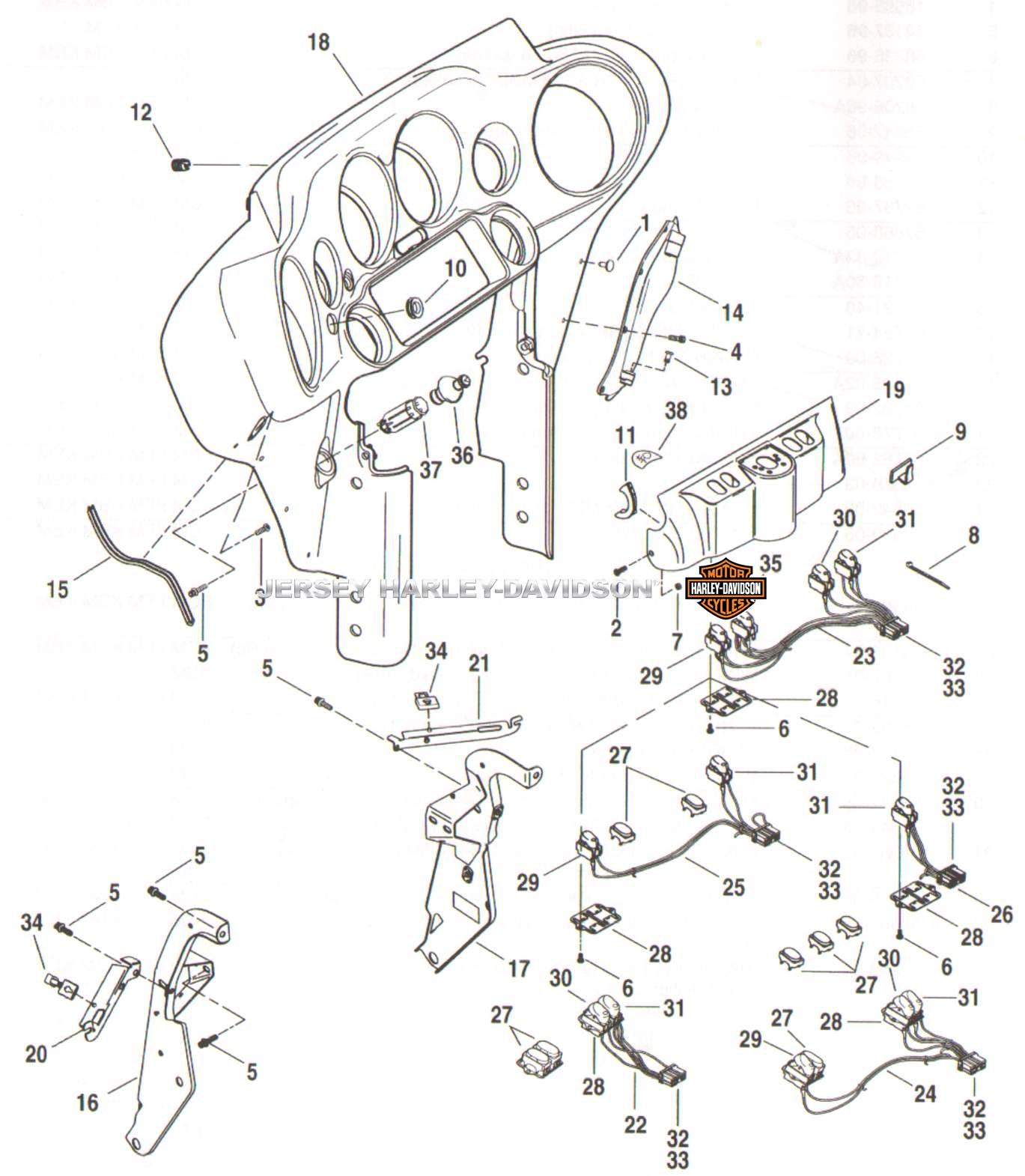 harley roadking wiring diagram for dummies