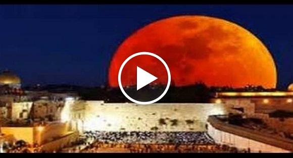Blood Falling Wallpaper Supermoon 2015 Jerusalemhand