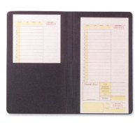 """WPH Risch - Waitress Pad Holder, holds up to 5"""" x 9"""" pad ..."""