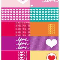 Valentine Mini Notes
