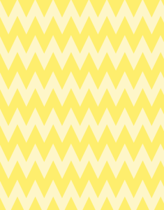 Yellow Triangles pattern