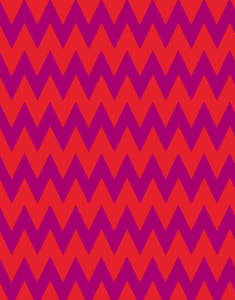 Bright Triangles pattern