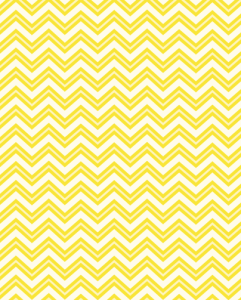 yellow multi chevron