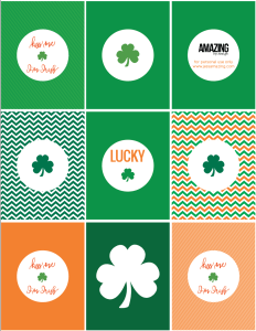 #free #printable #Ireland #StPatricksDay cards