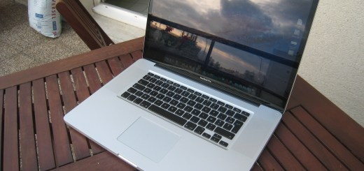 MacBook Pro 17 (Early 2009)