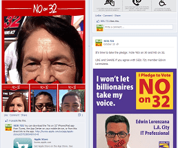 Election-memes-Dolores Huerta - No on 32