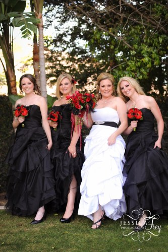 pink and black wedding bridesmaid dresses short black wedding dresses Pink And Black Wedding Bridesmaid Dresses 31
