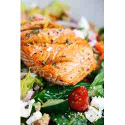 Small Crop Of Salmon Steak Recipe