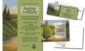 Auction at the Vineyard