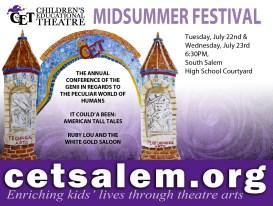 Midsummer Festival, CET
