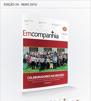 Em Companhia - Edição 24 - Maio 2016