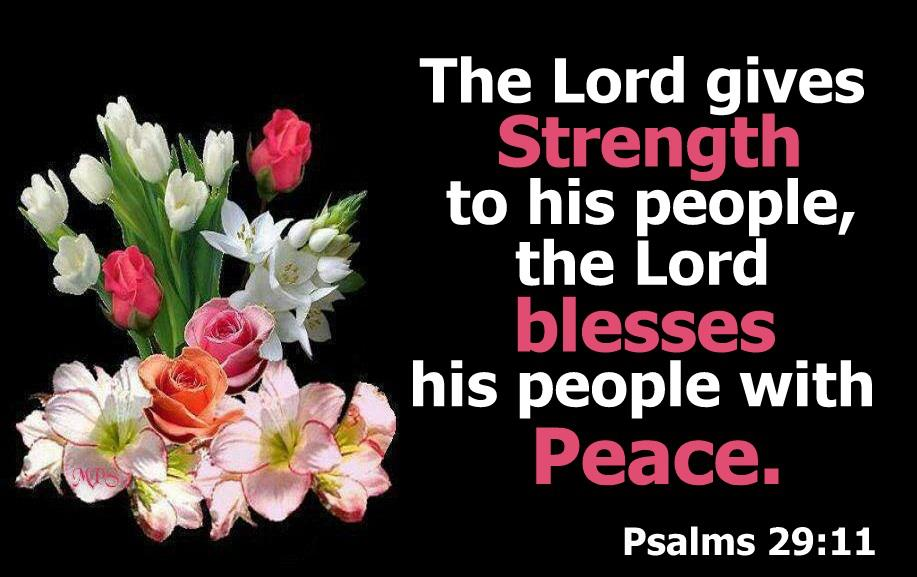 Happy Bday Wallpaper With Quotes Scripture For Today Only The Lord Jesus Gives Us Peace
