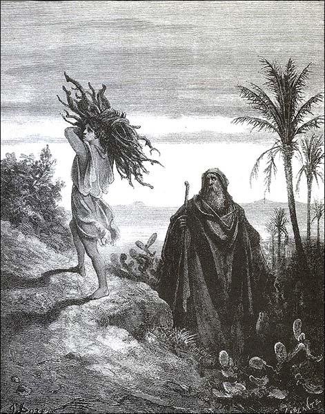 Gustav Doré (French illustrator 1832-1883), captures some of the