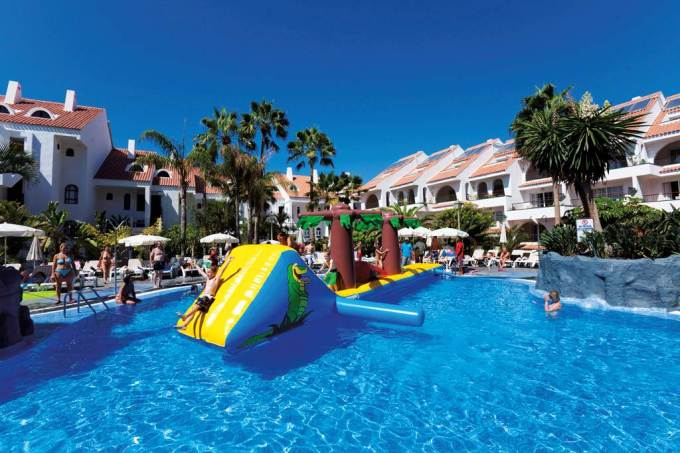 Paradise Park Fun Lifestyle Hotel - Los Cristianos Hotels ...