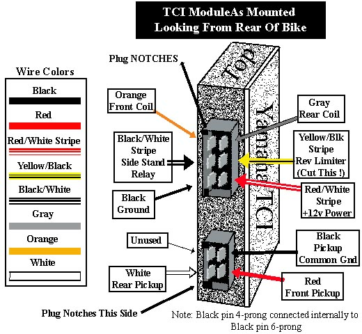 xv1000 wiring diagram