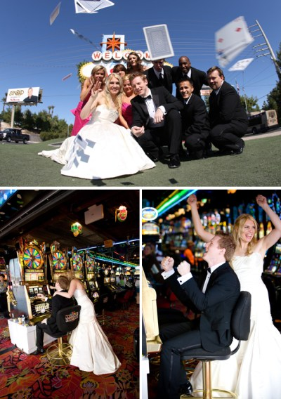 Las Vegas Wedding Photos - Sign Graveyard - The ...