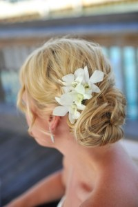 Wedding Hair Orchids | Hairstyles
