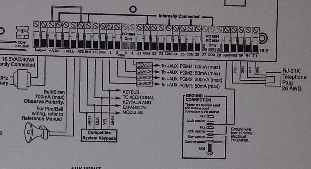 dsc wiring diagram