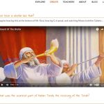 Using Internet Tools to Hear, Smell, Taste and See Matan Torah
