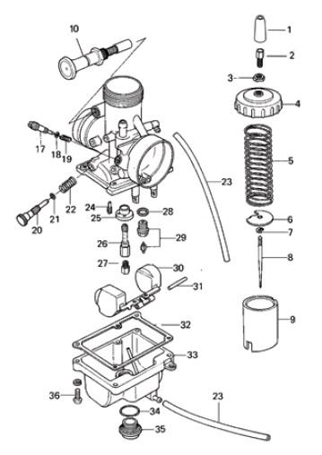 holley carburetor fuel filter spring