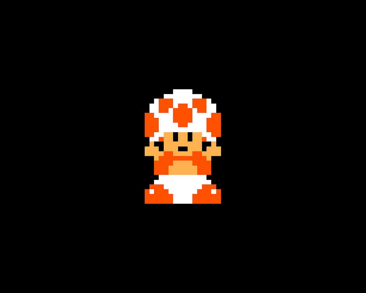 Shy Guy Iphone Wallpaper Fond D Ecran Toad Pixel Art Jeux Video Info
