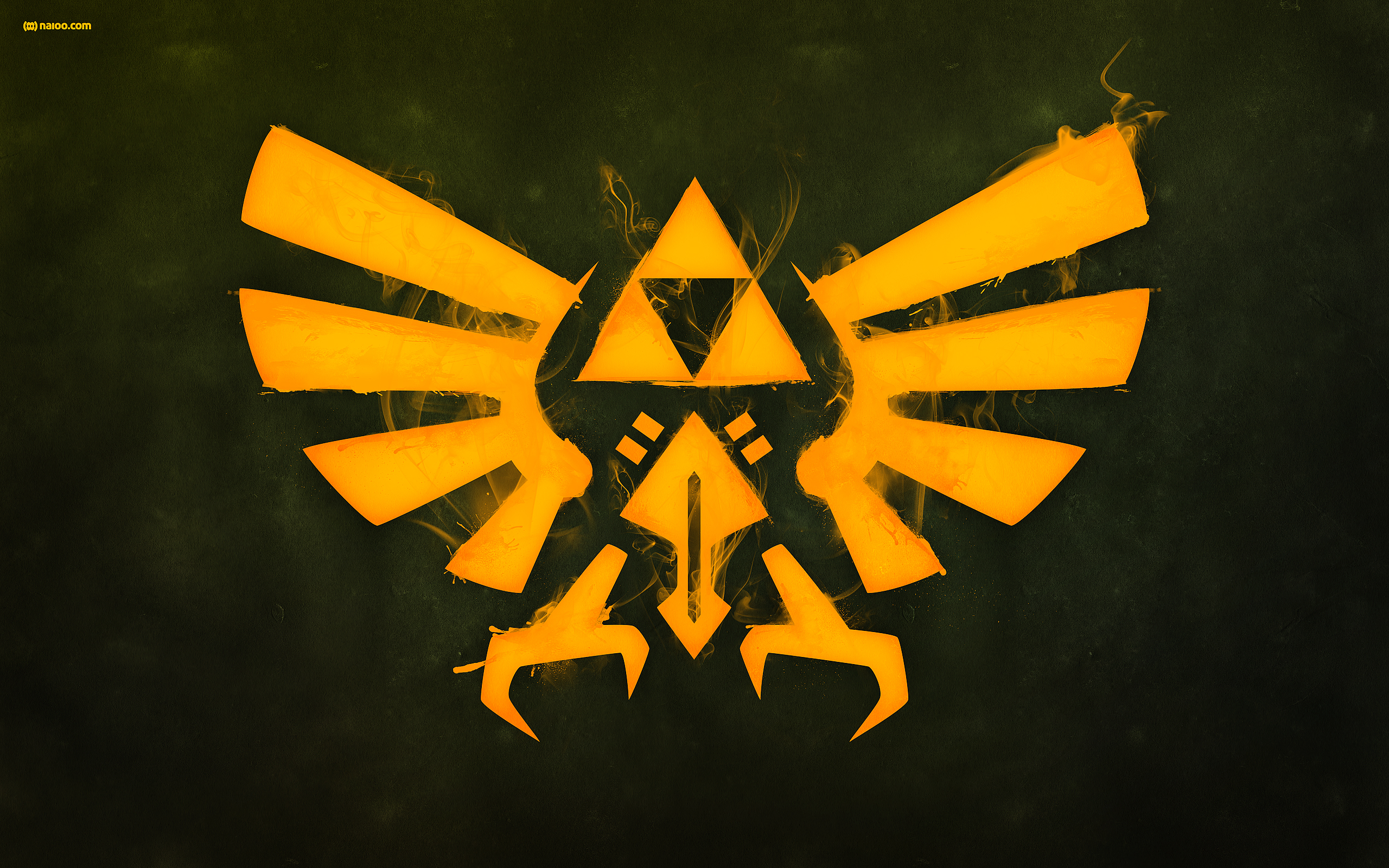 Eagle Wallpaper Iphone X Wallpaper Triforce Zelda Symbole Jeux Video Info