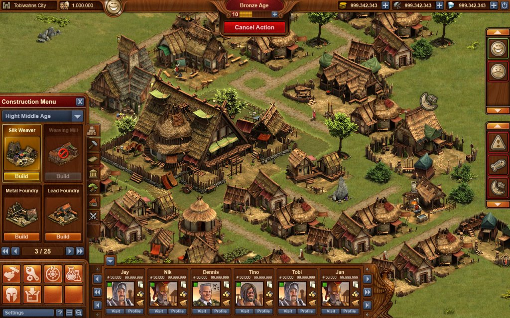best free online strategy games flash