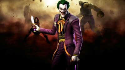 Wallpaper Injustice - Joker (720p) - Jeux @JVL