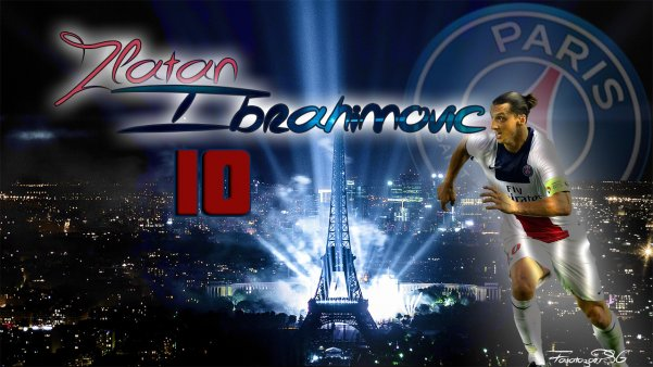 Psg Wallpaper Hd Wallpaper Ibrahimovic V2 Sport Jvl