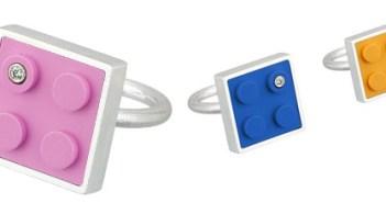 The LEgo Proposal - Diamond Ring