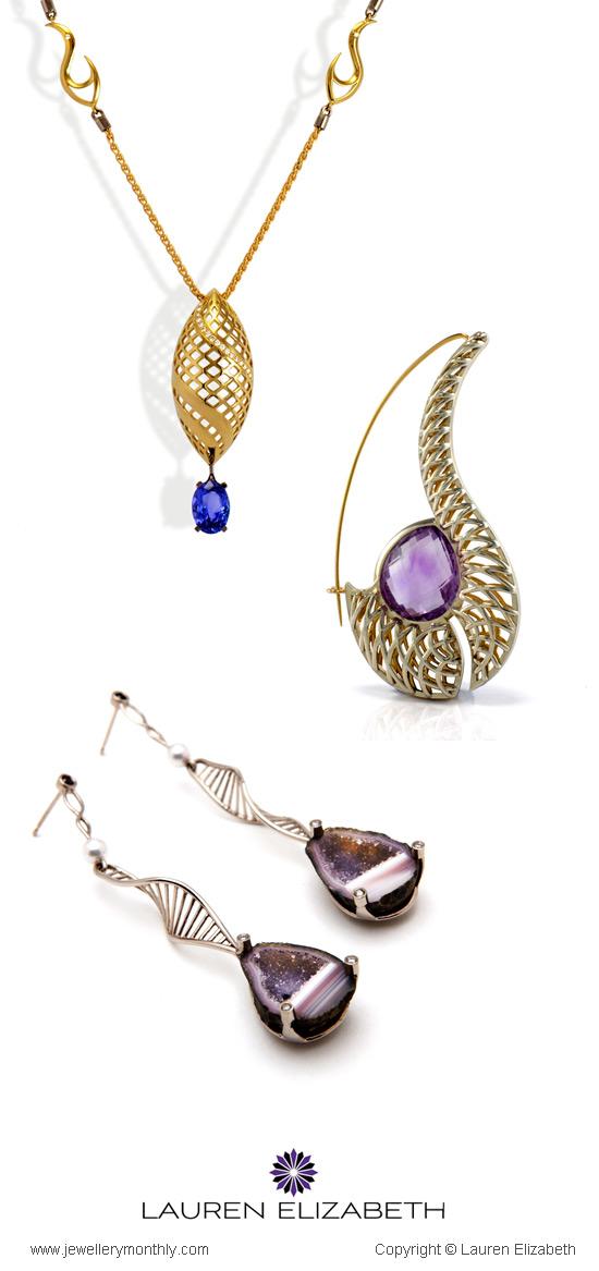 Gemstone Jewellery by Lauren Elizabeth Tidd
