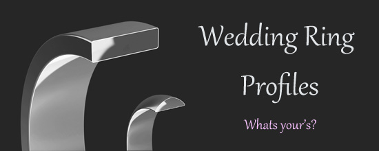 wedding ring profiles