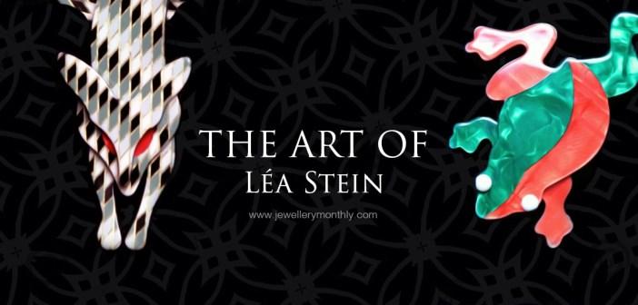 The art of Léa Stein