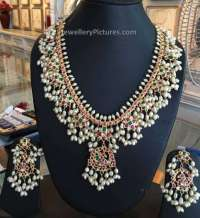 South Indian Antique Jewellery Designs - Jewellery Designs