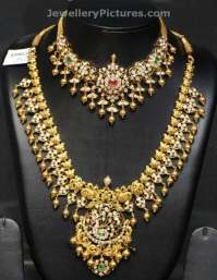 South Indian Wedding Jewellery Sets - Jewellery Designs