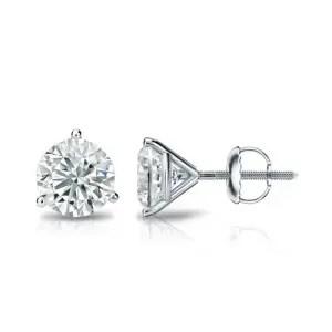 The Best Settings for Diamond Stud Earrings