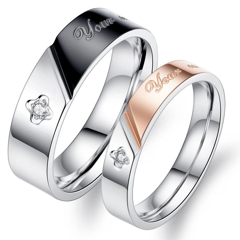 Large Of Titanium Engagement Rings