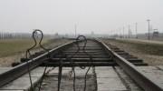 Auschwitz-Birkenau Holocaust Concentration Camp in Poland