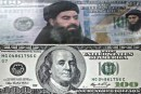 The ISIS fake and the real $100 American bills.