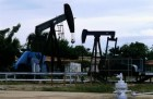 Equipment at an oil well. (illustrative only, file photo)