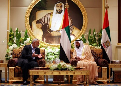 Arab leaders meet