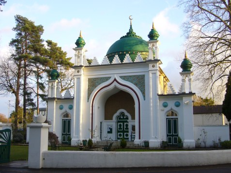 Shah Jahan Mosque