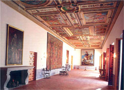 Gallery of the Queen, Pardo Palace. Hall of the Biblical Joseph by Patricio Caxés.