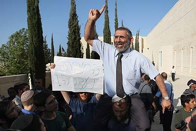 Knesset member Michael Ben-Ari